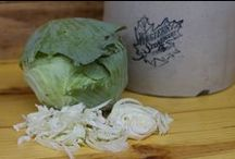 Fermentation~Preserving the Harvest / Preserving fruits and veggies through fermentation