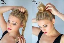 Inspirational - DIY Hair / Inspirational - DIY Hair