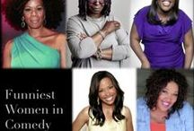 Funniest Women in Comedy / For Women's History Month, we are showcasing some of the funniest African-American female comedians featured in the documentary, Why We Laugh: Funny Women.