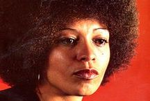 Black Female Activists / The most influential black female activists throughout the years.