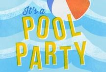 Pool Party! / Have a splash at your next celebration!