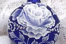MUD Florals - Ornaments Technique / Margot Clark