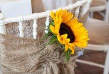♥ Esküvő témája: napraforgó ♥ Sunflower wedding theme ♥