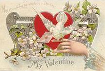 Vintage - Valentine's Day