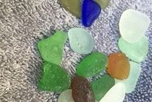 SeaGlass / Art with Gems from the Sea