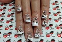 Nails / Cool designs in Mexico.