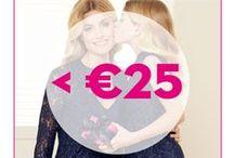 #LUCKYMOM - cadeaus <25€ / Is jouw moeder een #LuckyMom? Schenk haar dan een mooi cadeautje. ICI PARIS XL heeft het perfecte geschenk voor ieders budget.