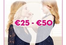 #LUCKYMOM - cadeaus €25-€50 / Is jouw moeder een #LuckyMom? Schenk haar dan een mooi cadeautje. ICI PARIS XL heeft het perfecte geschenk voor ieders budget.