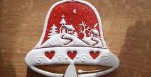Christmas/Winter Gingerbread - Czech and Slovak