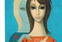 Margaret Keane Art