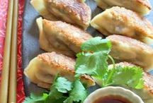 dumplings, buns