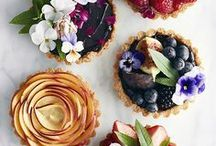 tarte, pie, quiche