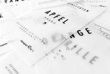 Graphic Design | Typography