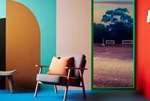 Colorfull - il colore come veicolatore / come il colore veicola i nostri spazi, le emozioni