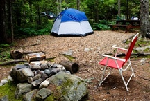 Camping & The Great Outdoors / by James Goins