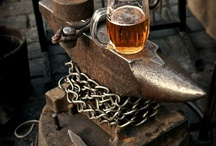 Blacksmith/Metal Work / All things relating to blacksmithing and metal work.  / by James Goins