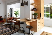 Interiors / by Andrew Curtis