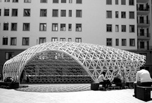 Gridshells and wooden structures