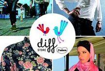 Mode / Bei Unternehmerinnen.org präsentieren sich selbständige Frauen, die vielfältige Professionen haben - z. B. Maßschneiderinnen, Modedesignerinnen, Boutiquebesitzerinnen...