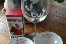 Copas y Vinos - Wine Glasses / Copas fantásticas de FH Tallados