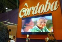 Stand de Córdoba en La Fit2013  / La Fit2013 No faltó nada ni nadie ala Fiesta