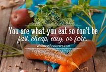 "Nutrition, Diet & Lifestyle / ""Let thy food be thy medicine and thy medicine be thy food."" -Hippocrates (460-377 B.C.)"