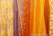 Rideaux / curtains / by Nataly