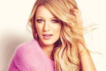 It-girl Blake Lively.