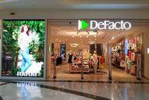 DeFacto Mall of İstanbul / 1800 metrekarelik mağazamızda yeni sezonun en güzel ürünleri seni bekliyor.