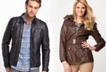 Deri Ceket /  Tarzını tamamlayacak deri ceketler DeFacto'da!
