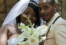 Our wedding day!