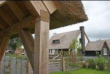 Landelijke woningen / Landelijke architectuur