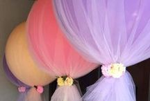Decor for Events / Creative Decorating