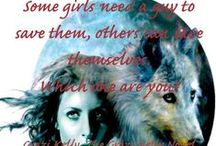 Wolf Moon : The Grazi Kelly Novel Series / eBooks, YA, Paranormal, Werewolf, Wolfgirl, YA Paranormal Romance Books
