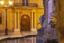 Aix en Provence / City of water and the city of art.