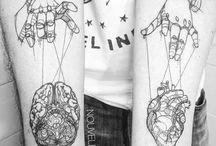 Tattoo ideas / The most tattoo on Pinterest