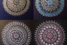 Zentangles-Mandala-Doodling