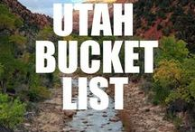UTAH OR BUST! / Whether you want to hike, ski, swim or shop...Utah has it all.