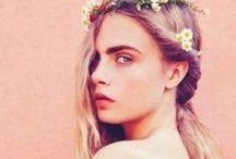 Cara Delevigne / Prestavolto Annabeth