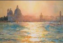 Watercolour workshops / Watercolour Workshops tutored by Cecil Rice in Venice, Italy during May 2016 and June 2017. If anyone is interested in joining us for future events, check out our web site