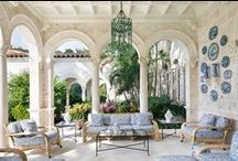 Pretty Porches / Spaces that are made to elevate the way you live...