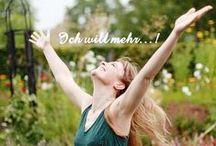 Inspirationen für ein glückliches & erfülltes Leben / Beiträge aus dem Lebensduft-Blog, zur Motivation, zum Nachdenken und zum Handeln :-).