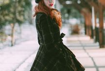 Winter Style / Winter style, winter fashion, women's fashion, cold weather style, winter, style, fashion