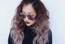 Hair style/colour 2017