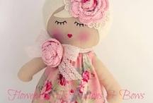 Soft Dolls / by Natalia Babilon