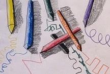 Art Projects & Ideas: Drawing / by Aimée Boumiea