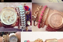 Bling Bling , Jewerly and more!! / by Debbe Ziegler