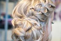 Hair [= / by Bonnie Adamiak