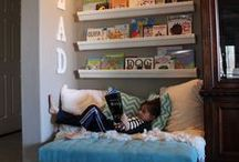 Kid's Room ideas / Great ideas for boy and girl rooms!