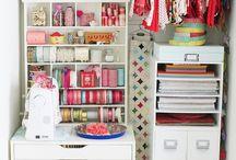 Crafting: Supplies Organization